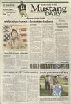 Mustang Daily, October 14, 2002