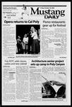 Mustang Daily, October 18, 2002