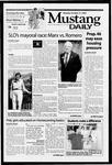Mustang Daily, October 21, 2002