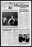 Mustang Daily, October 25, 2002