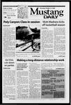 Mustang Daily, October 31, 2002