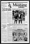 Mustang Daily, November 1, 2002