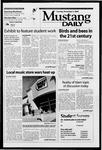 Mustang Daily, November 5, 2002
