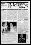 Mustang Daily, November 14, 2002