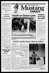 Mustang Daily, November 15, 2002