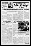 Mustang Daily, November 18, 2002