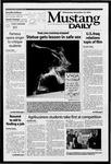 Mustang Daily, November 20, 2002