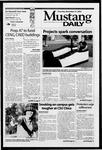 Mustang Daily, November 21, 2002