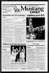 Mustang Daily, December 5, 2002