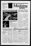 Mustang Daily, January 16, 2003