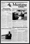 Mustang Daily, January 29, 2003
