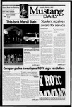 Mustang Daily, March 6, 2003