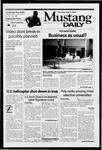 Mustang Daily, April 3, 2003