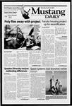 Mustang Daily, April 14, 2003