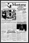 Mustang Daily, April 15, 2003