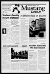 Mustang Daily, April 16, 2003