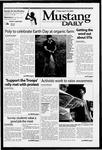 Mustang Daily, April 18, 2003