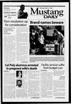 Mustang Daily, April 21, 2003