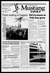 Mustang Daily, April 22, 2003