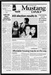 Mustang Daily, May 9, 2003