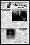 Mustang Daily, May 14, 2003