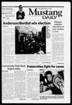 Mustang Daily, May 15, 2003