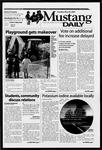 Mustang Daily, May 20, 2003
