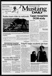 Mustang Daily, May 21, 2003