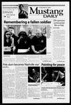 Mustang Daily, May 23, 2003