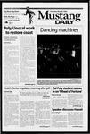 Mustang Daily, May 29, 2003