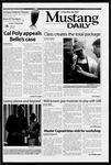 Mustang Daily, May 30, 2003
