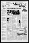 Mustang Daily, October 2, 2003