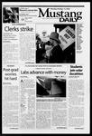 Mustang Daily, October 13, 2003