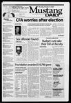 Mustang Daily, October 16, 2003