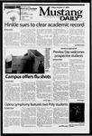 Mustang Daily, October 17, 2003