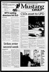 Mustang Daily, October 20, 2003