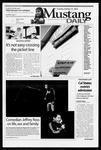 Mustang Daily, October 21, 2003