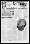 Mustang Daily, November 5, 2003