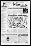 Mustang Daily, November 6, 2003