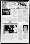 Mustang Daily, November 10, 2003