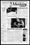 Mustang Daily, November 13, 2003