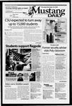 Mustang Daily, November 20, 2003