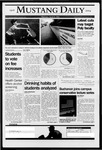 Mustang Daily, April 8, 2004