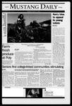 Mustang Daily, April 13, 2004