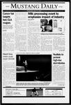 Mustang Daily, April 14, 2004
