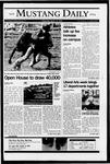 Mustang Daily, April 15, 2004