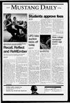 Mustang Daily, April 20, 2004