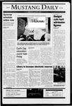 Mustang Daily, April 22, 2004