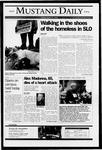 Mustang Daily, April 23, 2004