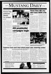 Mustang Daily, April 27, 2004
